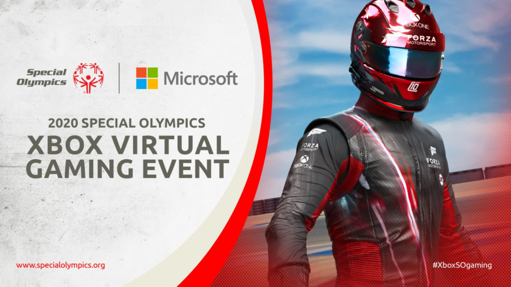 2020 Special Olympics Xbox Virtual Gaming Event