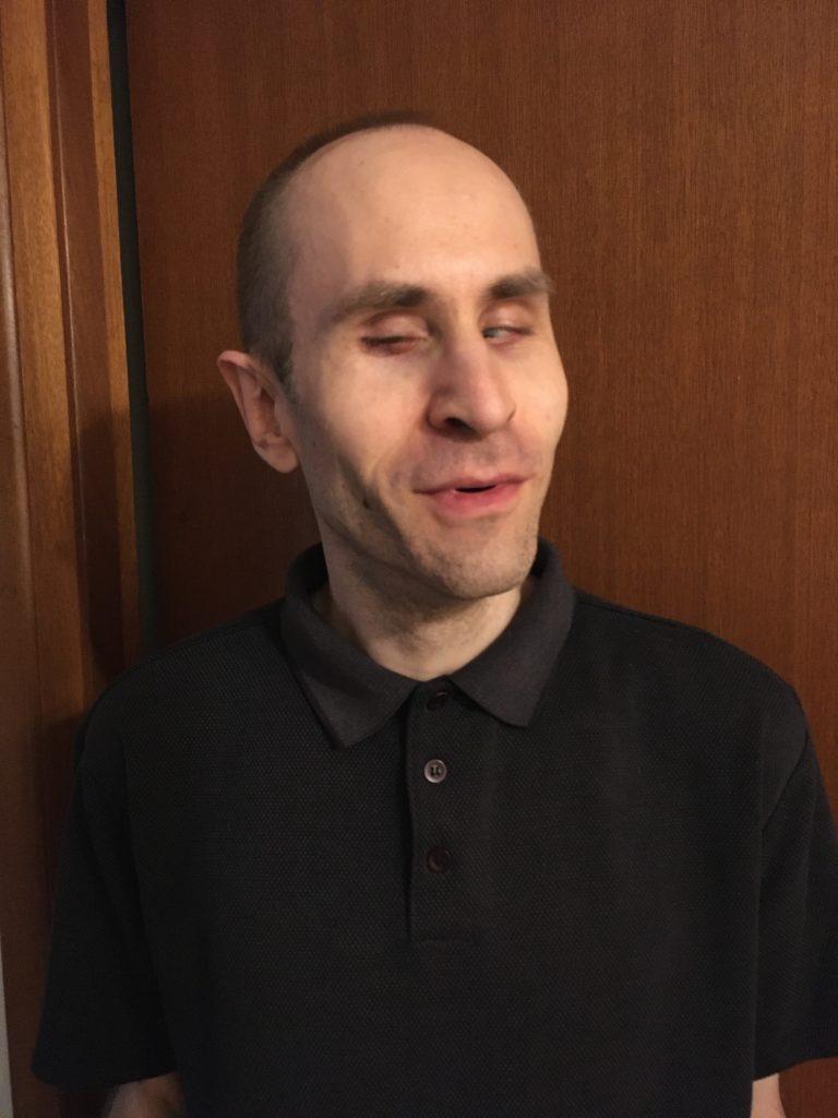 Distance Computer Comfort volunteer John
