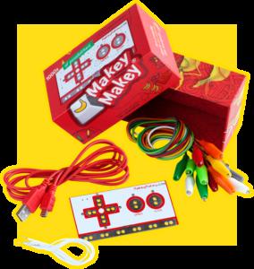 A Makey Makey kit
