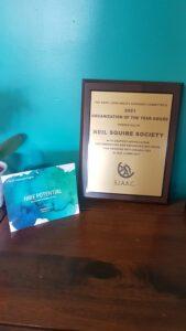 Organization of the Year Award