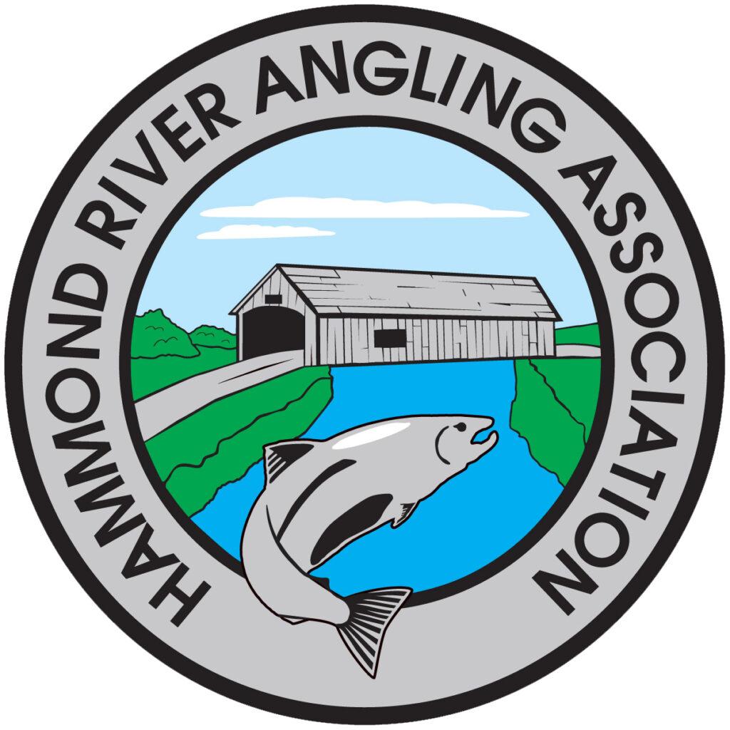 Hammond River Angling Association logo