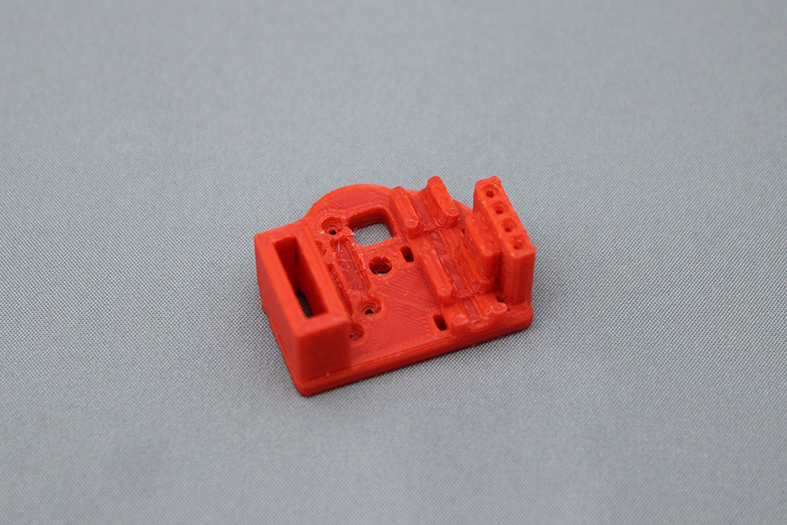 The new 3D printed circuit board