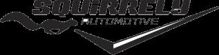 Squirrely Automotive Logo